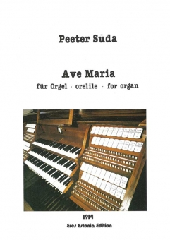 Ave Maria-Variationen (Orgel )