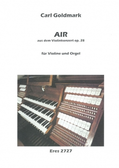 Air (Violine mit Orgel)